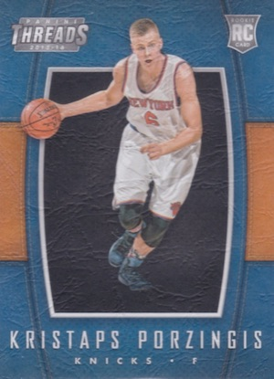 Kristaps Porzingis Rookie Cards Guide and Checklist 50