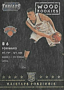 Kristaps Porzingis Rookie Cards Guide and Checklist 51