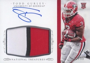 Todd Gurley Rookie Cards Guide and Checklist 54