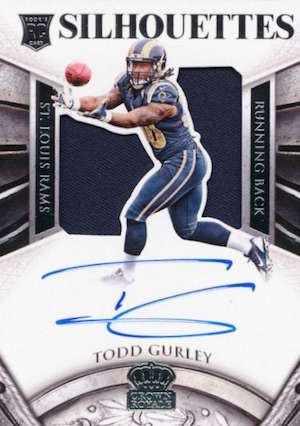 Todd Gurley Rookie Cards Guide and Checklist 12