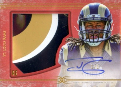 Todd Gurley Rookie Cards Guide and Checklist 32