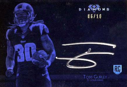 Todd Gurley Rookie Cards Guide and Checklist 33