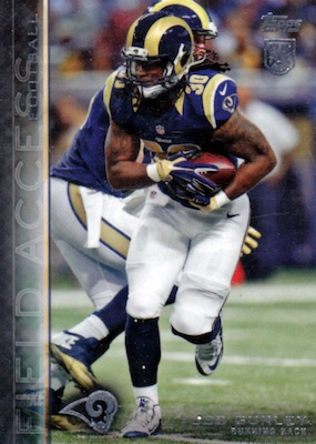 Todd Gurley Rookie Cards Guide and Checklist 35