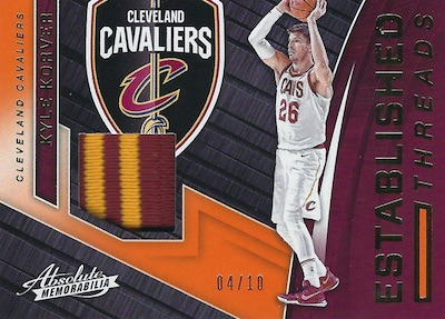 2017-18 Panini Absolute Basketball