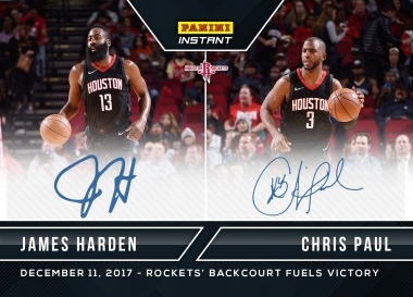 2017-18 Panini Instant NBA Basketball Cards 26