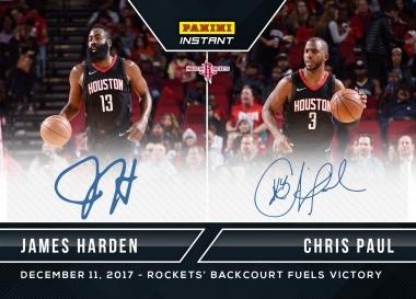 2017-18 Panini Instant NBA Basketball Cards 29