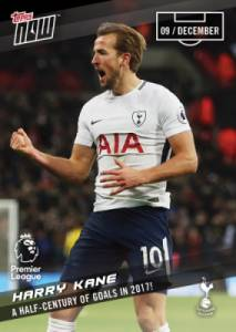 2017-18 Topps Now Premier League Soccer Cards 17