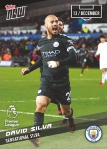 2017-18 Topps Now Premier League Soccer Cards 18