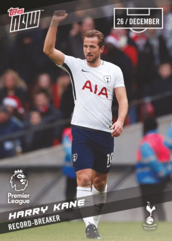 2017-18 Topps Now Premier League Soccer Cards 20