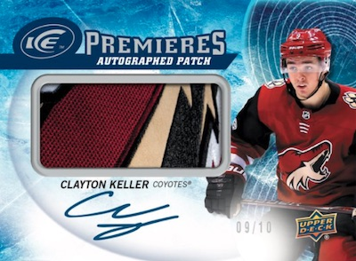 2017-18 Upper Deck Ice Hockey