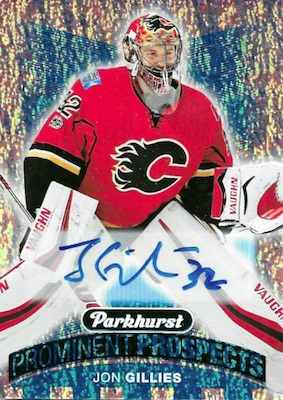 2017-18 Upper Deck Parkhurst Hockey