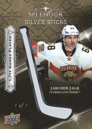 2017-18 Upper Deck Splendor Hockey Cards 7