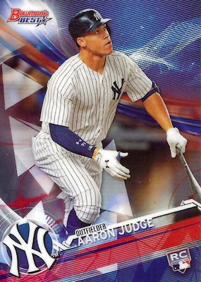 Aaron Judge Rookie Cards Checklist and Key Prospects 6