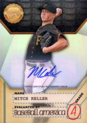 2017 Bowman's Best Baseball