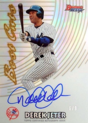 2017 Bowman's Best Baseball Cards 29