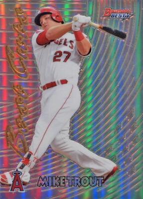 2017 Bowman's Best Baseball Cards 28