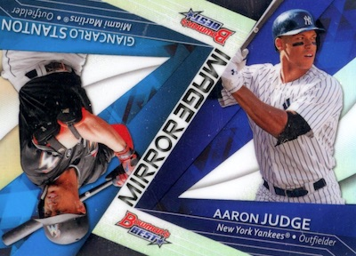 2017 Bowman's Best Baseball Cards 36