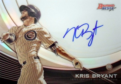 2017 Bowman's Best Baseball Cards 6