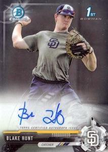 Ultimate 2017 Bowman Chrome Prospect Autographs Breakdown 4