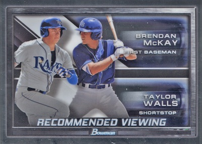 2017 Bowman Draft Baseball
