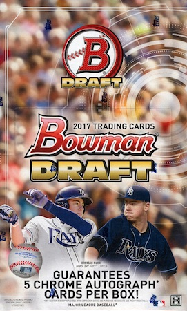 2017 Bowman Draft Baseball Cards 44