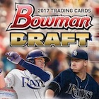 2017 Bowman Draft Baseball Cards