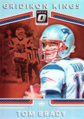 2017 Donruss Optic Football