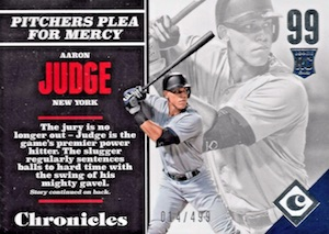Aaron Judge Rookie Cards Checklist and Key Prospects 10