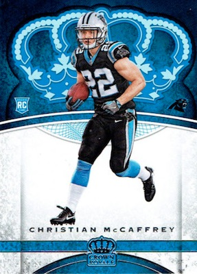 92ea55b22 2017 Panini Crown Royale Football Checklist