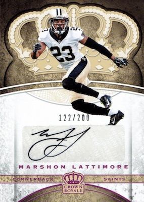 2017 Panini Crown Royale Football Cards 22