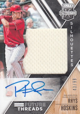 2017 Panini Elite Extra Edition Baseball