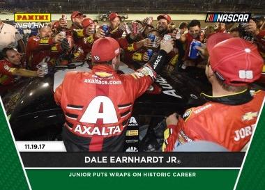 2017 Panini Instant NASCAR