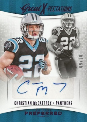 2017 Panini Preferred Football