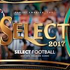 2017 Panini Select Football Cards - XRC Checklist Added