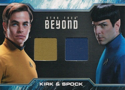 2017 Rittenhouse Star Trek Beyond Movie Cards 4