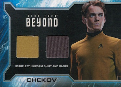 2017 Rittenhouse Star Trek Beyond Movie Cards 27