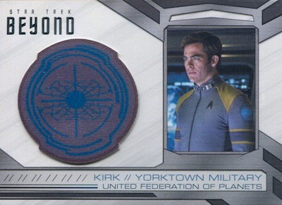2017 Rittenhouse Star Trek Beyond Movie Cards 26