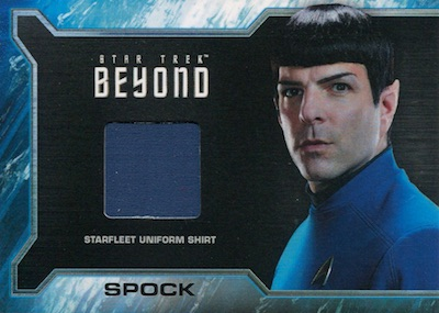 2017 Rittenhouse Star Trek Beyond Movie Cards 24