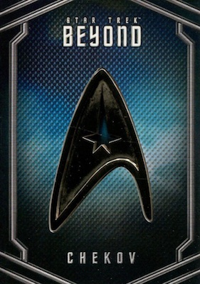 2017 Rittenhouse Star Trek Beyond Movie Cards 29