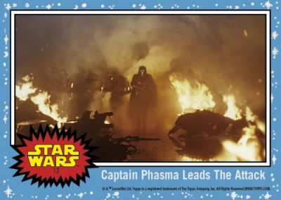 2017 Topps Countdown to Star Wars The Last Jedi Trading Cards 14