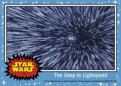 2017 Topps Countdown to Star Wars The Last Jedi Trading Cards 20