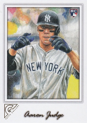 Aaron Judge Rookie Cards Checklist and Key Prospects 50
