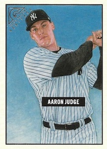 Aaron Judge Rookie Cards Checklist and Key Prospects 51