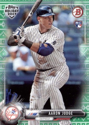 Aaron Judge Rookie Cards Checklist and Key Prospects 64