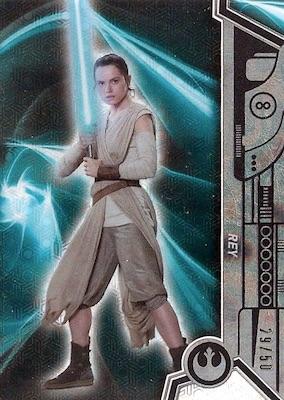 2017 Topps Star Wars High Tek Trading Cards 24