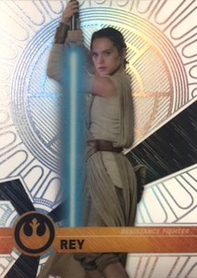2017 Topps Star Wars High Tek Trading Cards 3