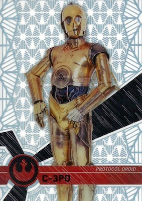 2017 Topps Star Wars High Tek Pattern Variations Guide 5