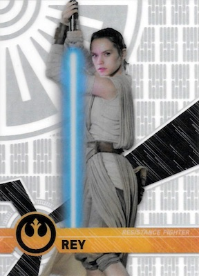 2017 Topps Star Wars High Tek Pattern Variations Guide 9