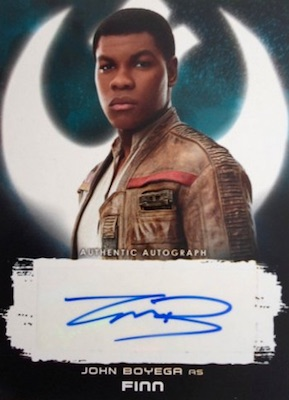 2017 Topps Star Wars The Last Jedi Trading Cards 26