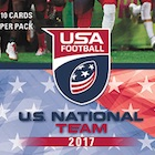 2017 Upper Deck USA Football Cards
